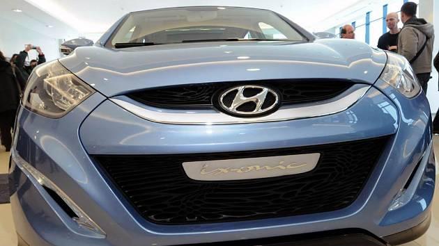 Krnovská škola spolupracuje mimo jiné s automobilkou Hyundai.