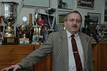 Předseda bruntálské Olympie Jan Urban.