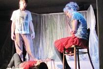 Červiven zrekapituluje 12. června ve Wassabi svůj současný repertoár. Nechybí v něm ani psychothriller Cyber Cyrano (na snímku).