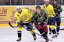Krnovští nezopakovali svůj výborný výkon z Bohumína a nechali derby Hornímu Benešovu.