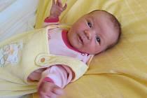Kristýna Šmaterová, 1.srpna 2011, 2995 gramů, 48 centimetrů, Michaela Šmaterová, Jan Vajda, Bruntál