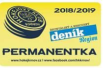 Soutěž o permanentku na zápasy HK Krnov