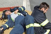 Závod Nejtvrdší hasič přežije je určen jen pro fyzicky a psychicky zdatné jedince.