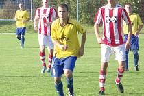 Rýmařovští hráči si v sobotním utkání divizní soutěže na svém hřišti hladce poradili s týmem Valašského Meziříčí.