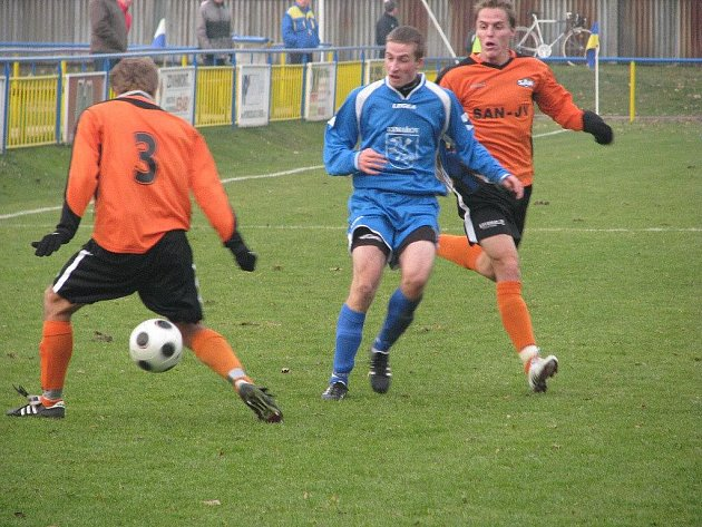 V nedělním zápase z 8. listopadu 2009 porazili šumperští fotbalisté Jiskru Rýmařov 5:1.
