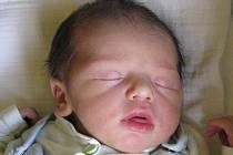 Štěpánek Menzel, narozen 10.8.2010, váha 2,88kg, míra 48cm, Krnov. Maminka Kateřina Menzelová, tatínek Tomáš Menzel.