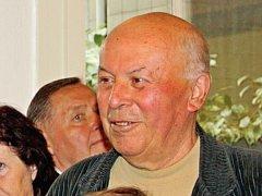 Krnovský výtvarník Svatoslav Böhm.