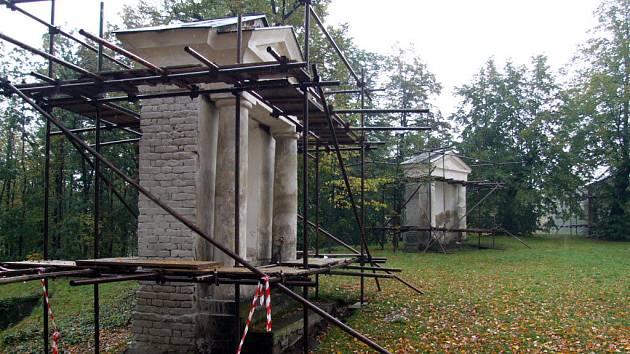 Oprava kaplí na Cvilíně bude dražší než se čekalo