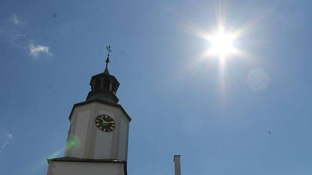 Obyvatelé a návštěvníci Rýmařova zažili v pátek 6. června sváteční den. Po měsících rekonstrukce se dočkali nového náměstí Míru a přilehlé Radniční ulice.