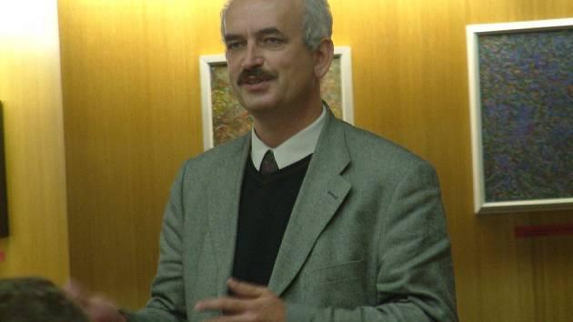 V diskusi na konferenci dal námět k zamyšlení také Jiří Krist.