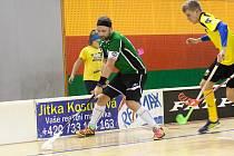 Jaromír Filip v dresu krnovské Orcy opět neskutečně gólově řádil. Do sítě Orlové se trefil hned pětkrát, proti Frýdku-Místku pak přidal další hattrick a navrch jednu asistenci.