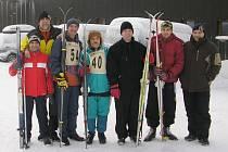 Na speciální zimní olympiádě v Krkonoších se představili také sportovci z oddílu SK Nováci z Města Albrechtic a posbírali hned sedm cenných kovů.