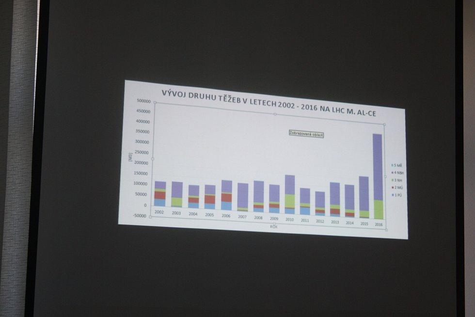 Lesní správu Město Albrechtice v roce 2017 navštívili manažeři Lesů ČR, zástupci kraje a starostové okolních obcí, aby zde společně jednali o nejhorší kůrovcové kalamitě v historii. Tato lesní správa v lednu 2020 zanikne.