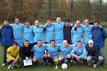 Vítězem poháru ČMFS se stali fotbalisté Krásných Louček. Vybojovali postup do krajského pohárového kola pod vedením Pavla Němce. Složení Boček, Beran, Petr, Choma, Adámek, Adamík, Mylek, Mamula, Chlopčík, Vojtěšek, Lalak, Rinke, Martin Kočenda a Fiurášek.