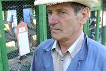 Čtyřiašedesátiletý Antonín Beránek je jednatelem vrbenských chovatelů. Chovat drůbež a jinou drobotinu začínal ve větším rozsahu již v roce 1972.