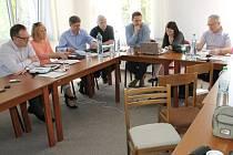 Jednání komise Integrovaného plánu rozvoje města Rady města Bruntálu se minulý týden zabývala také rozvojem a využitím průmyslových zón ve městě.