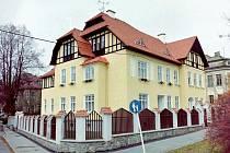 Mildnerova vila v Ruské ulici v Bruntále patří k nejhodnotnějším stavbám ve městě.