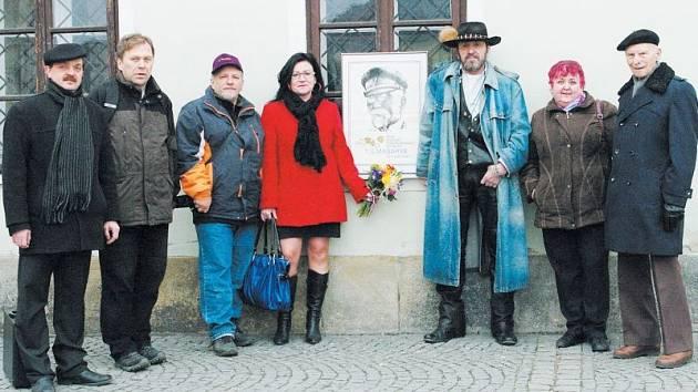 Vzpomínka na Tomáše Garrigue Masaryka. Připomínku k 164. výročí narození prvního prezidenta naší republiky uspořádala v Bruntále Československá obec legionářská Bruntál.