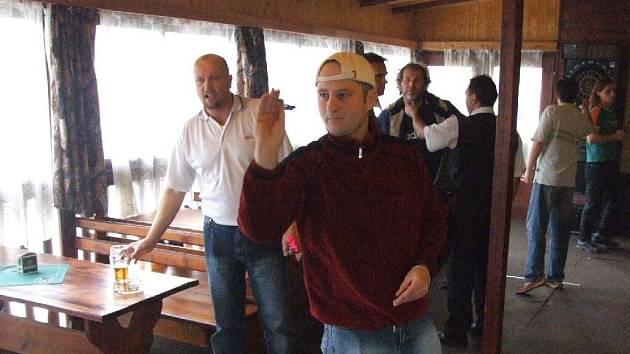 Richard Papadopulos je lídrem Cobry.