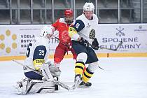 Hokejisté Krnova začali přípravu
