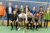 Mladší dorostenci Jiskry si pod vedením Tomáše Durny z finálového turnaje v Ostravě odvezli pěkné třetí místo.