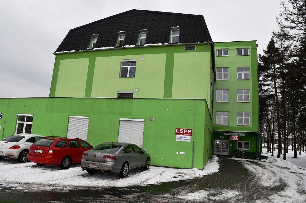 Očkovací centrum SZZ Krnov.