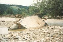 Ničivé povodně mají v regionu svá specifika.