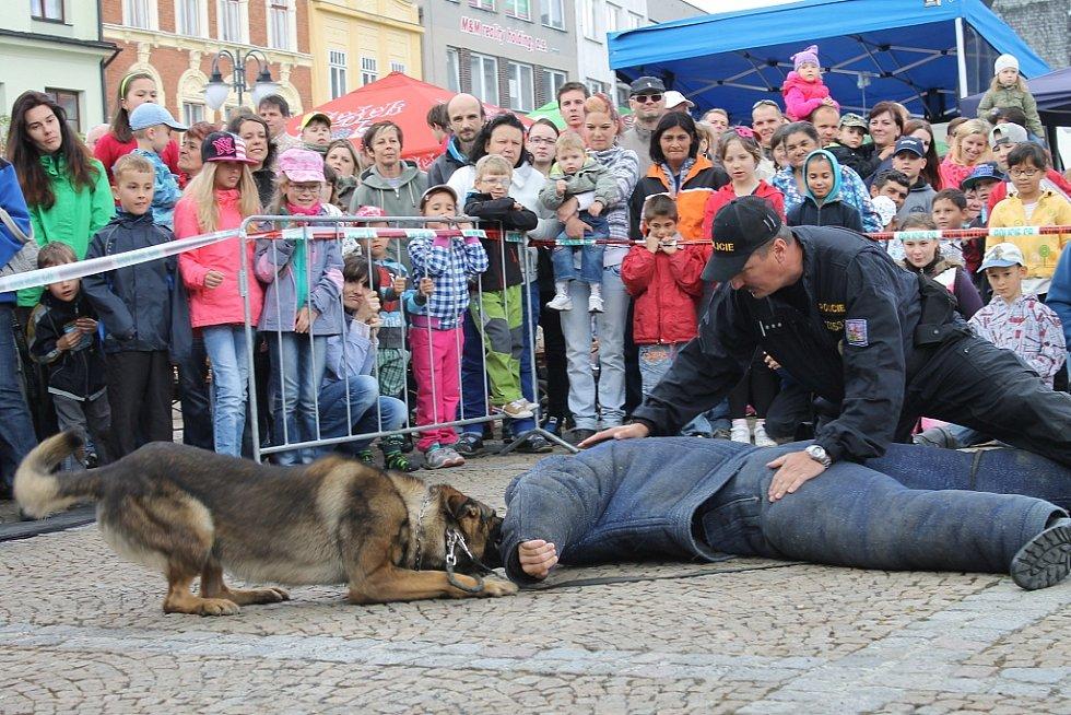 Dny města Bruntálu - nedělní oslavy
