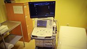 NOVÝ ULTRAZVUK Canon Aplio 300 už slouží pacientům krnovské nemocnice. Patří k nejmodernějším na světě.