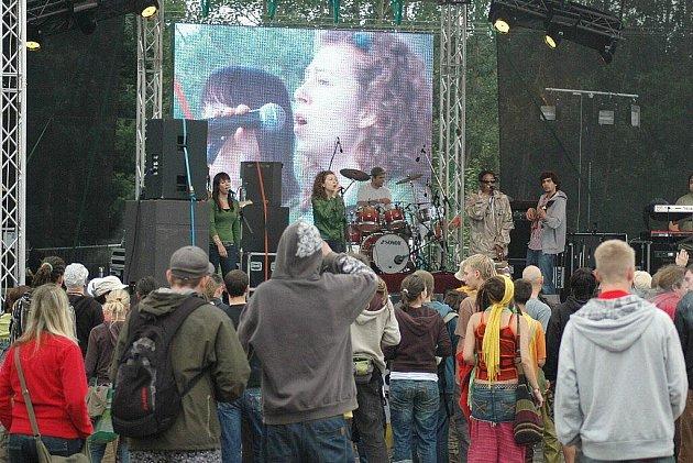 Reggae festival - ilustrační foto