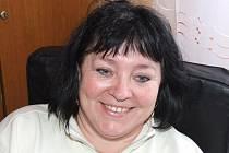Zuzana Urbánková, ředitelka Obchodní akademie a SZeŠ Bruntál.