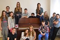 Školní parlament volily v Základní škole Okružní v Bruntále samy děti. Z každé třídy vybíraly dva zástupce.