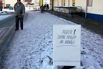 Opravu kanálu vyřešili v Krnově po svém.