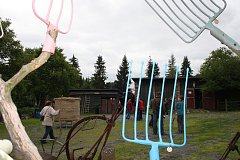 Lichnovské muzeum vidlí - ilustrační foto.