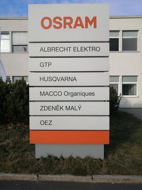 Osram zone