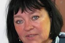 Zuzana Urbanková, ředitelka bruntálské obchodní akademie a střední zemědělské školy.