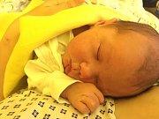 Jmenuji se KRYŠTOF SÝKORA, narodil jsem se 2. dubna 2017, při narození jsem vážil 3800 gramů a měřil 50 centimetrů. Moje maminka se jmenuje Denisa Sýkorová a můj tatínek se jmenuje Lukáš Sýkora. Bydlíme v Opavě.