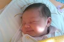 Jmenuji se RADUŠKA KOPČÍKOVÁ, narodila jsem se 22. září, při narození jsem vážila 3550 gramů a měřila 49 centimetrů. Moje maminka se jmenuje Radka Hánová a můj tatínek se jmenuje Zdeněk Kopčík. Bydlíme v Břidličné.