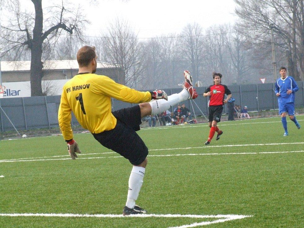 FK Krnov - SC Pustá Polom 0:0.