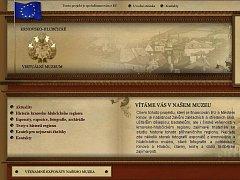 Webové stránky Krnovsko-hlubčického muzea.