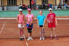Bruntálské tenisové naděje.