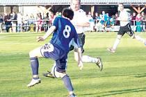 Zbytečnou ztrátu bodů zaznamenali fotbalisté Břidličné v sobotním domácím utkání proti Kravařím, když hlavně ve druhém poločase byli aktivnější, ale svou hru nevyjádřili střelecky.
