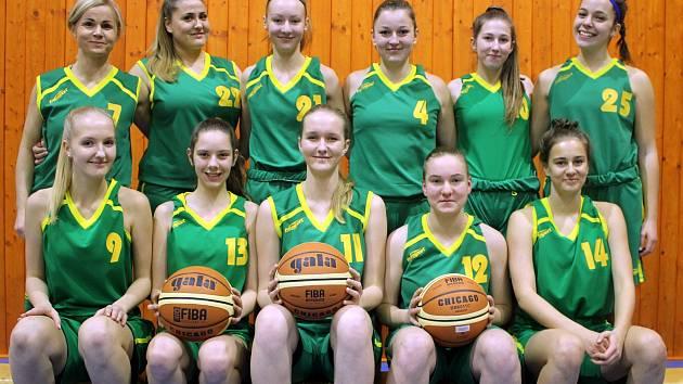 Bruntálské basketbalistky o víkendu doma podlehly Brandýsu nad Labem a pražské Spartě.