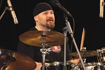 Jumping drums bubeníka a pedagoga Ivo Batouška se představí 25. října v krnovském klubu Kofola s pořadem Odkaz posledních Aztéků.