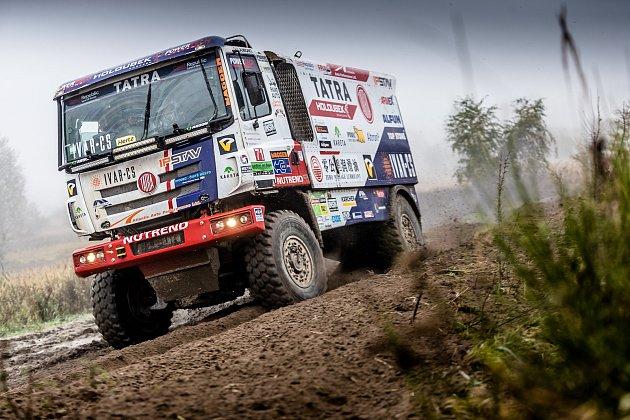 Nový kamion Tatra Phoenix 2.0má za sebou poslední testování před přesunem do Jižní Ameriky.