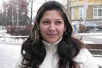 Emilie Horvátová, 28 let, Bruntál: Nedávám, protože to stejně nedodržím.