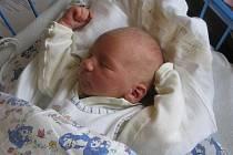 Péťa Kolner, narozen 17. 10. 2009, váha 3,28 kg, míra 49 cm, Město Albrechtice. Maminka: Anna Skopalová, tatínek: Petr Kolner.