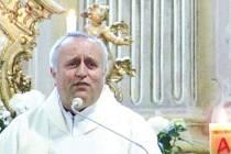 Peter Krenický sloužil mši u minoritů a vyprávěl o situaci na východě Ukrajiny. Popsal také svou podivuhodnou zkušenost s modlitbou před obrazem Panny Marie Hostýnské.