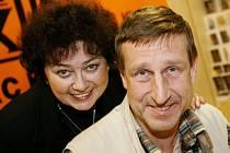 Jana Boušková a Václav Vydra