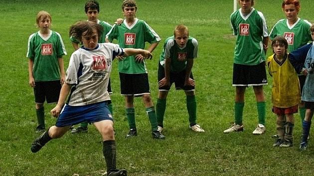 Turnaj v minikopané ve Slezských Rudolticích vyhráli hosté z Polska.